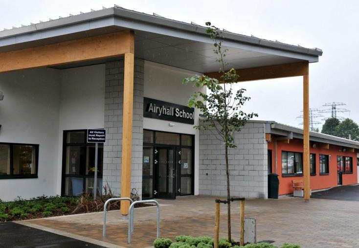 Photo of Airyhall School