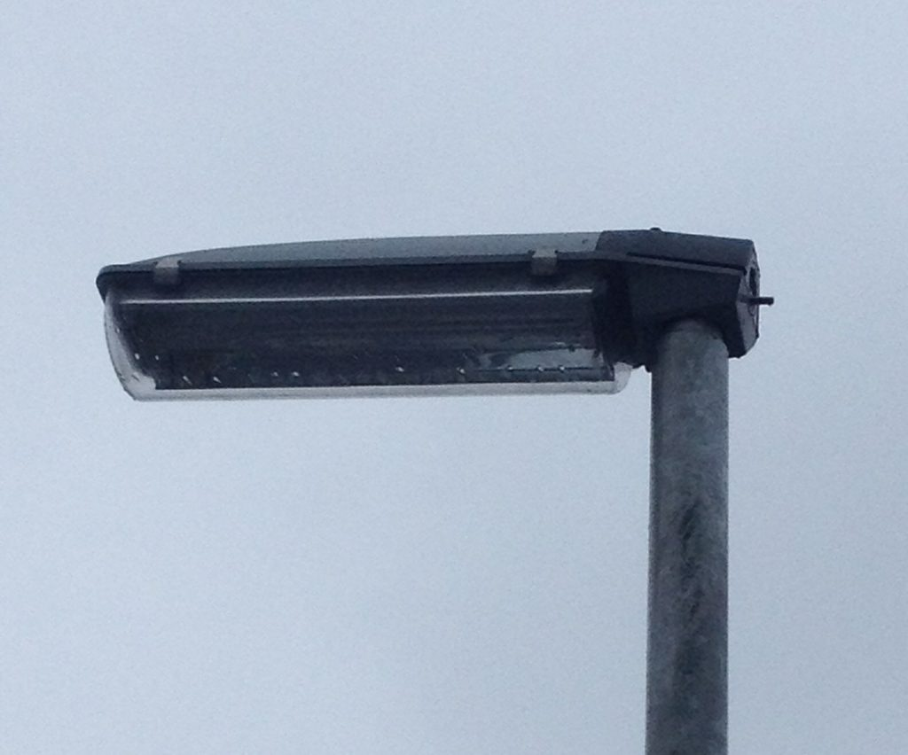 Photo of street light