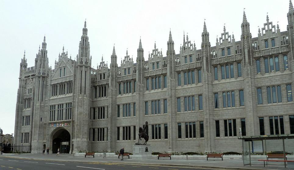 Photo of Marischal College