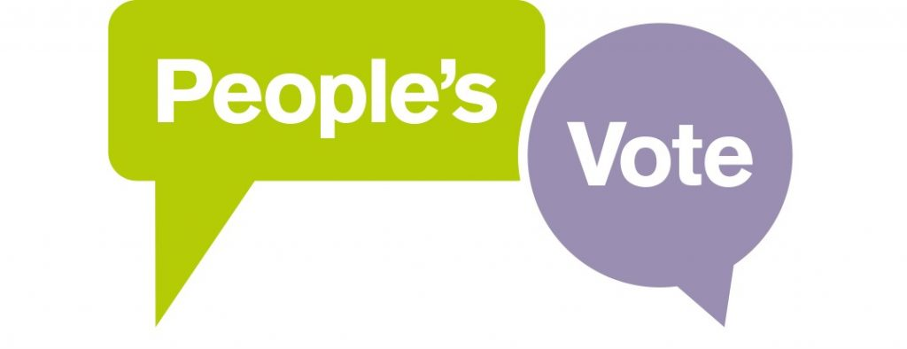 People's Vote logo