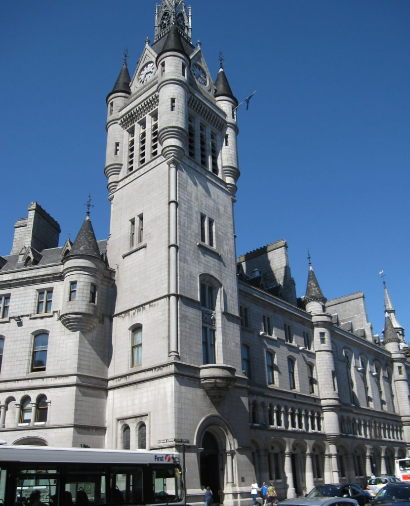 Photo of Town House, Aberdeen
